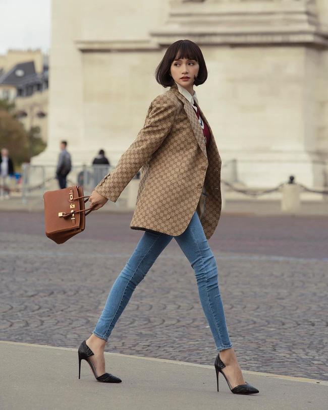 Vbiz có 3 tấm gương mặc áo blazer siêu đẹp siêu chất, đó là Phạm Thanh Hằng, Hương Giang và Yến Trang - Ảnh 10.