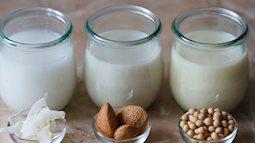 Mẹ Việt thi nhau làm sữa hạt cho con nhưng các chuyên gia Hoa Kỳ lại khuyến cáo trẻ dưới 5 tuổi không nên uống