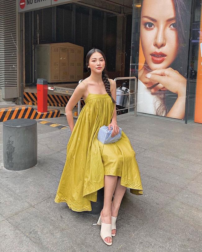 Cũng chịu khó mặc điệu như ai, nhưng HH Phương Khánh vẫn nhiều lần đánh tụt cảm xúc người nhìn vì lỗi diện đồ phổ biến - Ảnh 1.