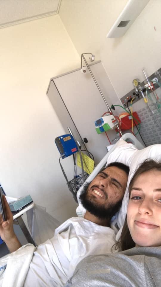 Hành trình cùng bạn trai chiến đấu với căn bệnh ung thư của cô gái 18 tuổi khiến dân mạng xúc động  - Ảnh 7.