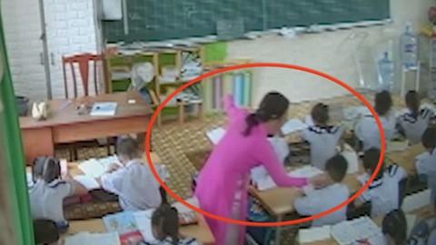Vụ phụ huynh bí mật lắp camera rồi bàng hoàng khi mở xem: Cô giáo từng phủ nhận đánh HS? - Ảnh 2.