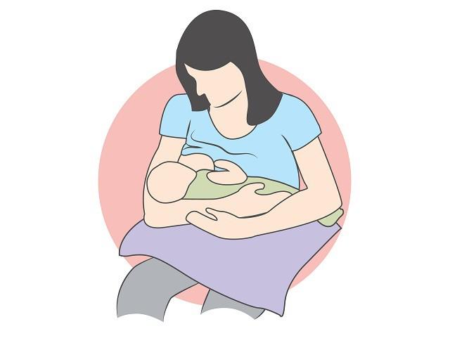 Đau lòng khi một bé trai 15 ngày tuổi tử vong vì bị ngạt thở khi mẹ ngủ quên trong khi cho con bú - Ảnh 2.