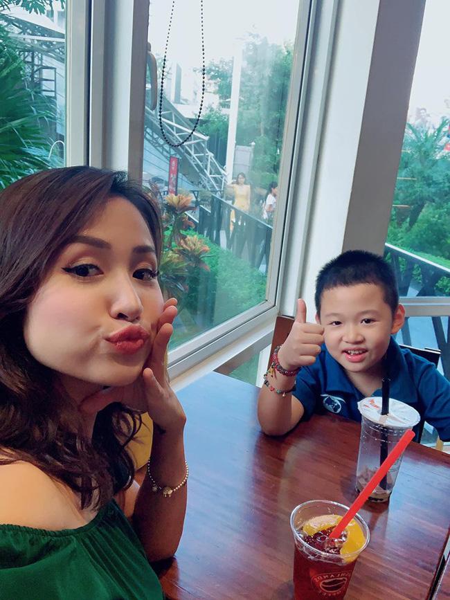 Thanh Vân Hugo viết tâm thư mừng sinh nhật con trai, tiết lộ giây phút một mình ở cùng con 10 năm về trước - Ảnh 1.