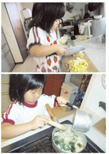 Bé gái 5 tuổi biết nấu ăn, làm việc nhà trước khi mẹ qua đời vì ung thư, giờ ra sao - Ảnh 5.