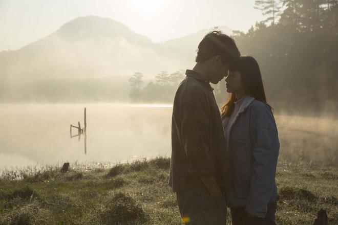 Trạng Quỳnh Quốc Anh đẹp vô thực, siêu tình bên Khả Ngân trong teaser nên thơ Bí Mật Của Gió - Ảnh 9.