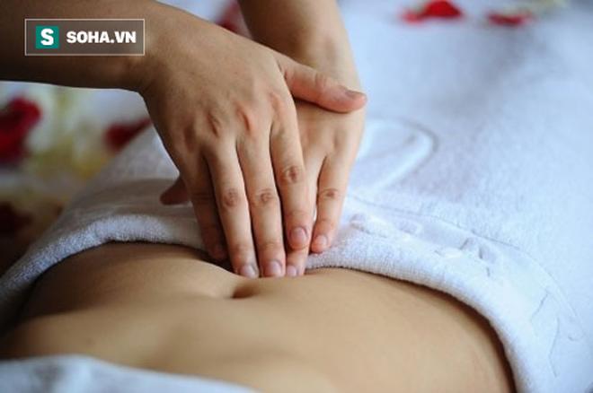 Đông y Trị liệu: Hướng dẫn cách xoa bụng dưỡng sinh và hỗ trợ chữa bệnh ở hệ tiêu hóa - Ảnh 3.