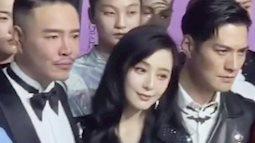 """Dù chỉ là hình chưa qua chỉnh sửa, Phạm Băng Băng vẫn xinh đẹp và đẳng cấp """"ăn đứt"""" cả Hoa hậu Thế giới Trương Tử Lâm"""
