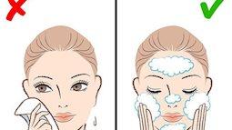 Chưa cần phải quá chuyên sâu, hãy làm theo 8 điều này để bước đầu giúp làn da của bạn khoẻ mạnh