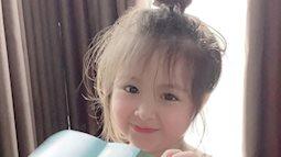 Ở nhà chăm chỉ học bài cùng mẹ, con gái Elly Trần tiếp tục chinh phục loạt tim fan vì quá xinh xắn, đáng yêu!