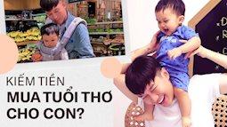 """Stylist Lê Minh Ngọc: """"Đừng lấy lý do kiếm tiền mua bỉm sữa cho con, bởi cái con cần toàn thứ không tốn tiền"""""""