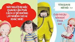 Trẻ bị bệnh quai bị nên kiêng những gì và nên ăn gì để nhanh khỏi bệnh?