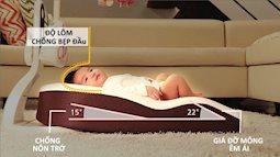 Nằm ngửa là tư thế ngủ tốt nhất cho trẻ sơ sinh nhưng bố mẹ cần lưu ý những điều này