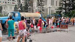 Nhiều trẻ em ở chung cư HH Linh Đàm có dấu hiệu tiêu chảy, nổi mẩn ngứa, nghi do sử dụng nước sinh hoạt nhiễm bẩn