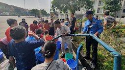 """Vạch mặt kết quả vẫn """"an toàn"""" do công ty Nước sạch Sông Đà công bố, Hà Nội khuyến cáo người dân không dùng nước của đơn vị này"""
