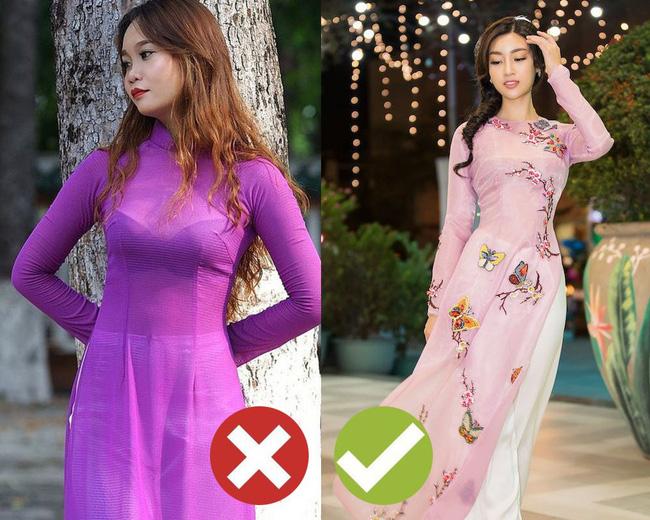 5 kiểu áo dài nhìn thôi đã thấy