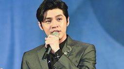 Xúc động trước hình ảnh Noo Phước Thịnh rưng rưng nước mắt nghẹn ngào trên sân khấu, chia sẻ về fan nữ vừa qua đời vì ung thư
