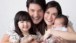 """Mỹ nhân đẹp nhất Philippines - Marian Rivera chia sẻ cách """"cai nghiện"""" iPad cho con gái"""