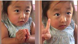 """""""Tan chảy"""" bởi lời tỏ tình quá đỗi ngọt ngào của cô bé 4 tuổi với mẹ nuôi của mình: """"Lần đầu tiên nhìn thấy mẹ, con đã yêu mẹ rồi"""""""