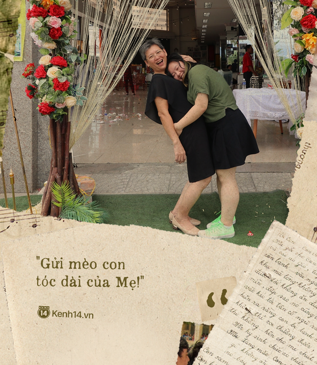 Những lá thư tay gửi con gái và chuyến đi thanh xuân của 2 mẹ con trên chiếc xe máy dọc đường đất Việt: Vi à! Làm bạn với mẹ nhé - Ảnh 1.