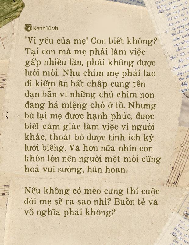 Những lá thư tay gửi con gái và chuyến đi thanh xuân của 2 mẹ con trên chiếc xe máy dọc đường đất Việt: Vi à! Làm bạn với mẹ nhé - Ảnh 2.
