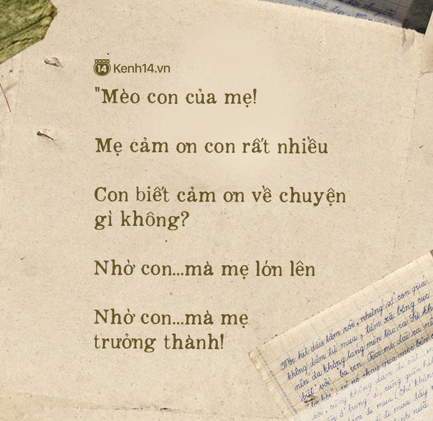 Những lá thư tay gửi con gái và chuyến đi thanh xuân của 2 mẹ con trên chiếc xe máy dọc đường đất Việt: Vi à! Làm bạn với mẹ nhé - Ảnh 8.
