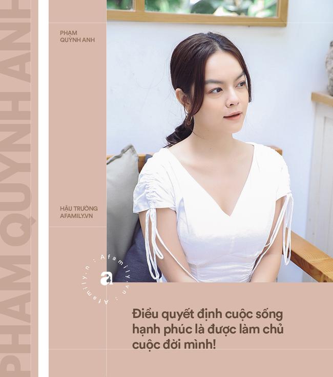 Phạm Quỳnh Anh: Tôi và anh Huy đến giờ vẫn đi chung với nhau, sẽ mở lòng nếu duyên đến - Ảnh 8.