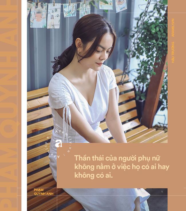 Phạm Quỳnh Anh: Tôi và anh Huy đến giờ vẫn đi chung với nhau, sẽ mở lòng nếu duyên đến - Ảnh 9.