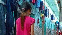 Vụ bé gái 10 tuổi nghi bị hãm hiếp tập thể: Công an bất ngờ đưa bé sang Đồng Nai giám định lại
