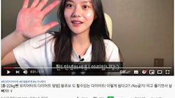 Nghe hot Vlog xứ Hàn chia sẻ bí quyết không cần ăn kiêng mà vẫn có thể giảm được tới 22kg