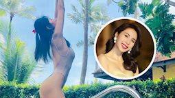 Thủy Tiên diện áo tắm thả dáng khoe body nuột nà nhưng vẫn bị netizen nhắc nhở vì một điều