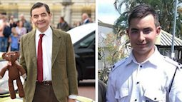 """Bất ngờ với hình ảnh cậu con trai 26 tuổi của """"Mr. Bean"""": Thành tích khủng và giống bố đến ngỡ ngàng"""
