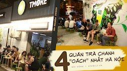 """Nếu không muốn bị gọi là """"người tối cổ"""", hãy check in ngay 4 quán trà chanh chuẩn trend đang hot nhất Hà Nội này!"""