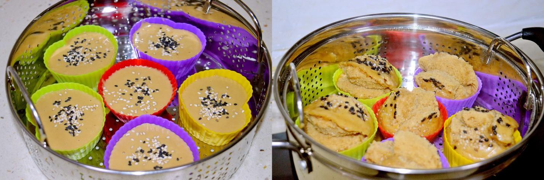 Mách bạn cách làm bánh cupcake ngon miệng đơn giản mà không cần lò nướng - Ảnh 4.