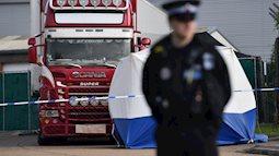 Phát hiện 39 thi thể trong xe tải, cảnh sát ráo riết điều tra vụ án gây chấn động nước Anh