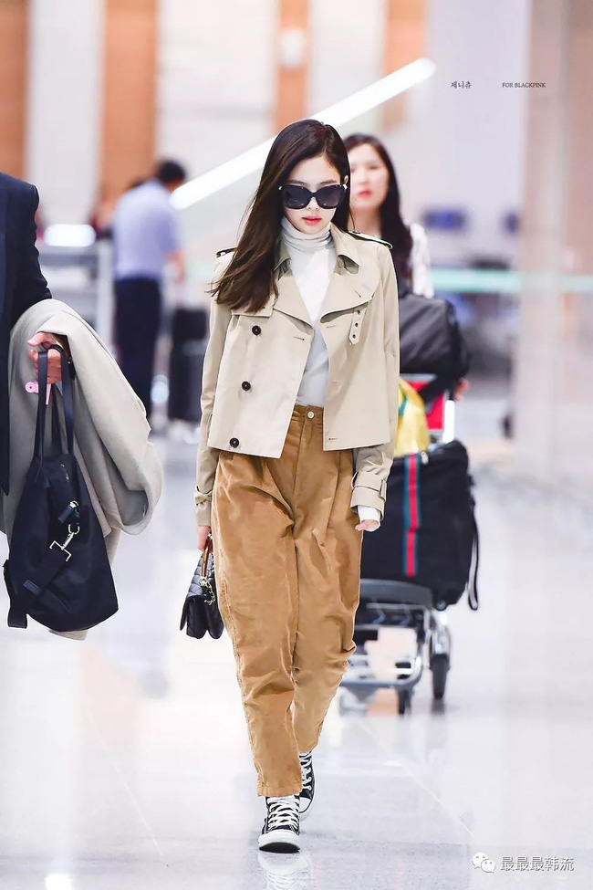 street style trench coat - Ảnh 2.