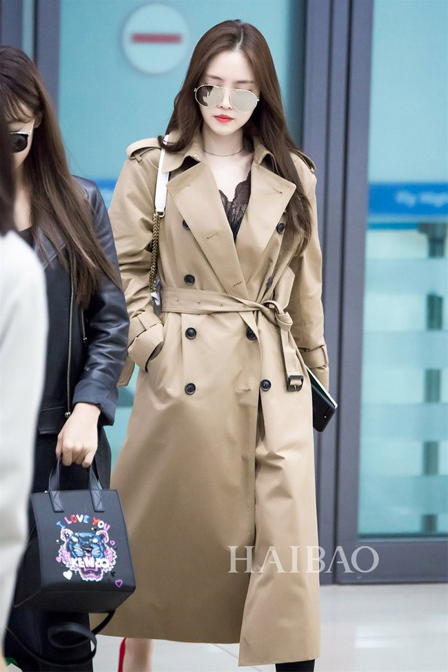 street style trench coat - Ảnh 12.
