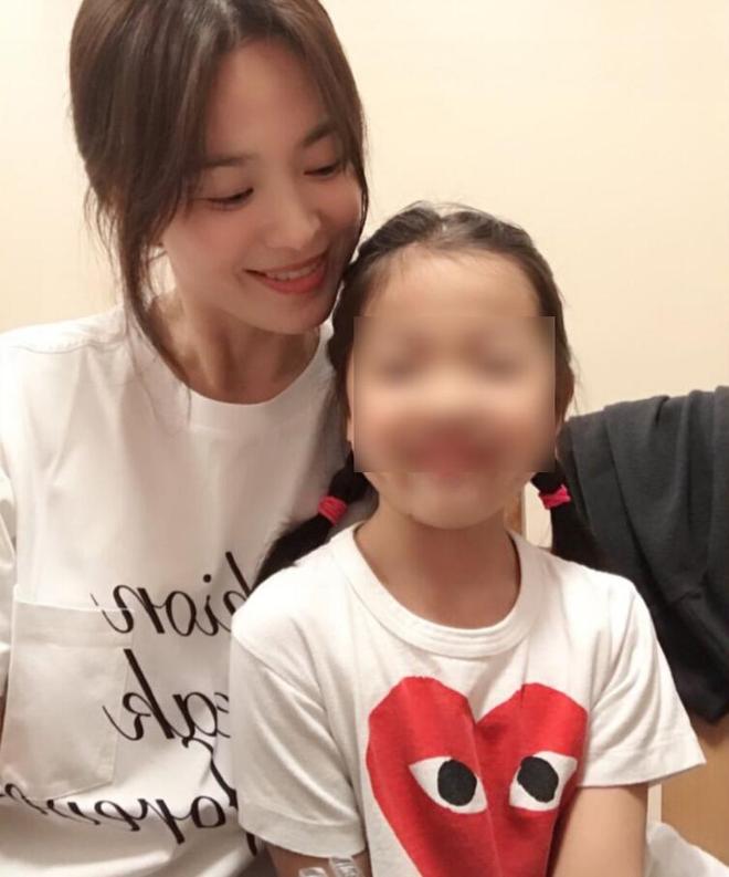 Hồi phục tinh thần sau cuộc ly hôn ngàn tỷ với Song Joong Ki, Song Hye Kyo đã lấy lại niềm vui bên gia đình - Ảnh 1.