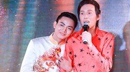 Lâu lắm rồi mới thấy Hoài Lâm và cha nuôi Hoài Linh đứng chung sân khấu, song ca cực ngọt sau thời gian bất hòa
