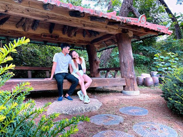 Bảo Thanh và ông xã trở lại thời sinh viên, bật mí bí kíp để duy trì hạnh phúc sau gần 10 năm chung sống - Ảnh 5.