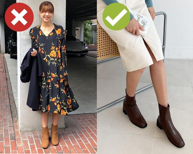 Muốn mặc đẹp không góc chết, chị em đừng sắm 4 đôi boots sau bởi kiểu thì lỗi mốt, kiểu trông đến là nhàm - Ảnh 5.