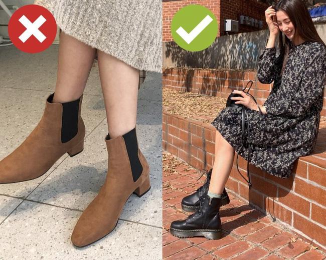 Muốn mặc đẹp không góc chết, chị em đừng sắm 4 đôi boots sau bởi kiểu thì lỗi mốt, kiểu trông đến là nhàm - Ảnh 7.