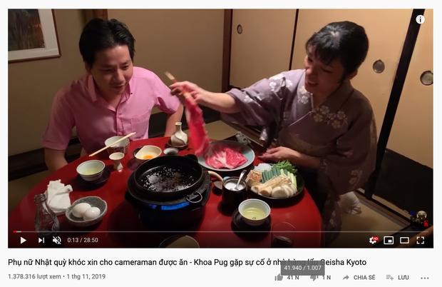 """Biến căng: Siêu đầu bếp Võ Quốc gọi Khoa Pug là """"kẻ rẻ tiền"""", """"vô học khi lấy phụ nữ ra giật title câu view cho vlog tại Nhật - Ảnh 3."""