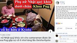 """Biến căng: Siêu đầu bếp Võ Quốc gọi Khoa Pug là """"kẻ rẻ tiền"""", """"vô học"""" khi lấy phụ nữ ra giật title câu view cho vlog tại Nhật"""