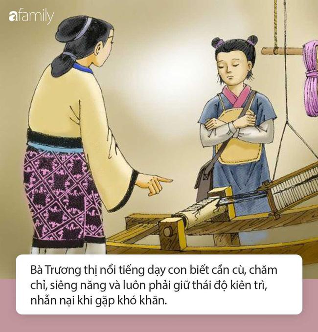 Đằng sau sự thành danh của các bậc vĩ nhân thời xưa: Tất cả đều có những bà mẹ tuyệt vời, biết nuôi dạy con đúng cách - Ảnh 3.