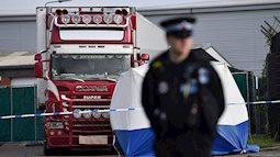 Cảnh sát Anh đã thông báo tin buồn cho gia đình 39 người Việt Nam gặp nạn trong xe container