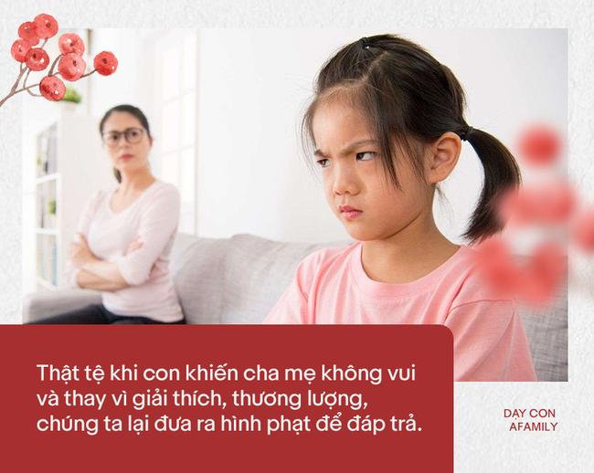 9 lý do cha mẹ đừng bao giờ áp dụng các biện pháp trừng phạt với con cái: Điều nào cũng đúng đến rùng mình - Ảnh 3.