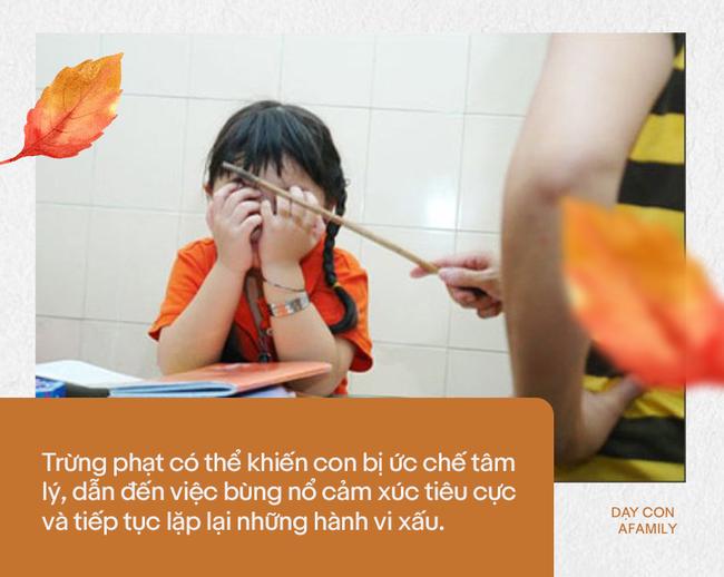 9 lý do cha mẹ đừng bao giờ áp dụng các biện pháp trừng phạt với con cái: Điều nào cũng đúng đến rùng mình - Ảnh 5.