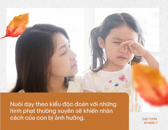9 lý do cha mẹ đừng bao giờ áp dụng các biện pháp trừng phạt với con cái: Điều nào cũng đúng đến rùng mình - Ảnh 10.