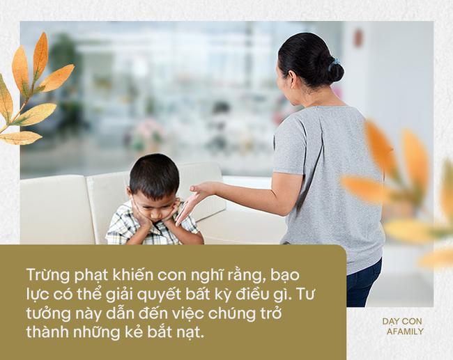 9 lý do cha mẹ đừng bao giờ áp dụng các biện pháp trừng phạt với con cái: Điều nào cũng đúng đến rùng mình - Ảnh 11.