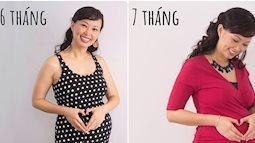 Mang thai ở tuổi tứ tuần, Shark Linh vẫn giữ được vóc dáng thon gọn và thần thái vô cùng rạng rỡ